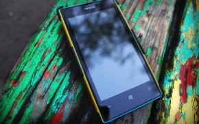 Picture grass, phone, windows, lumia, nokia 520