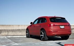 Picture Audi, Vossen, vantronik