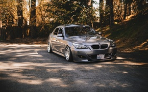 Picture bmw, wheels, jdm, tuning, germany, low, e60, stance