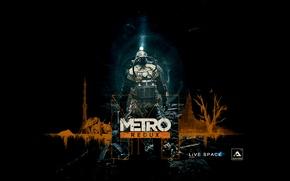 Wallpaper Redux. 4A Games, Metro 2033: Last Light, Metro 2033, LiVE SPACE studio. LS