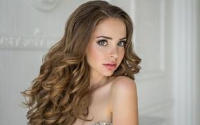 Picture look, background, model, beauty, Svetlana