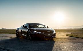 Picture Audi, Black, R8