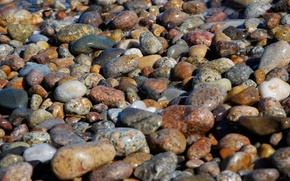 Picture stones, texture, textures, background desktop, ocean capecod beach stones