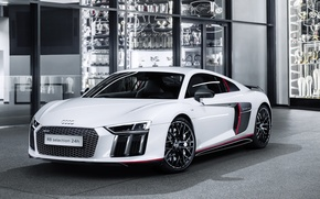 Picture Audi, Coupe, V10, More, 24h, 2016, Selection, r8