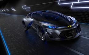 Picture Concept, FNR, Chevrolet Concept, Chevrolet FNR Concept Wallpaper, Chevrolet NRT Concept, Chevrolet Wallpaper