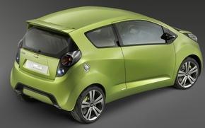 Picture Chevrolet, hatchback, Beat