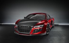Picture red, Audi, Audi, supercar, ABBOT
