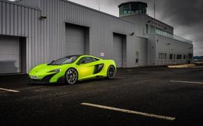 Picture McLaren, Green, 2015, 675LT