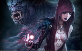 Picture MAG, Ogre, dragon age origins