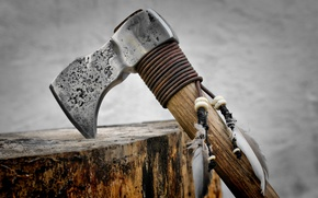 Picture weapons, axe, combat, Indians, Tomahawk