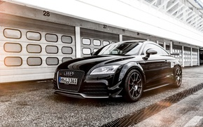 Picture Audi, Audi, coupe, black, Black, Coupe, 2015, HPerfomance