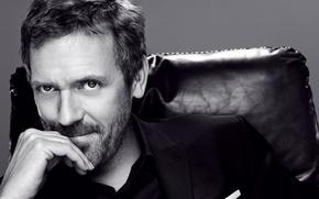 Wallpaper male, Hugh Laurie, actor, musician, Hugh Laurie, house m.d.