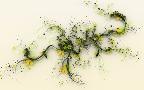 Wallpaper tenderness, flowers, spring