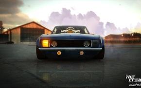 Picture machine, game, 1969, camaro, the crew