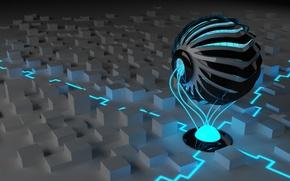Picture Sphere, Techtonik 2.0, Network, Tektonik