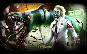 Picture mystic, horror, It's showtime, Beetlejuice, Beetlejuice