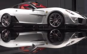 Picture Ferrari, Car, Fast