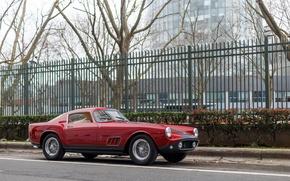 Picture Ferrari, France, 1956, 250, Tour