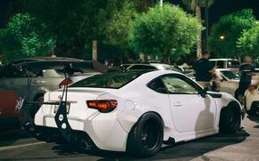 Picture white, toyota, Toyota