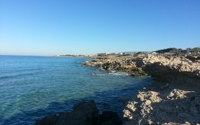 Picture The sun, Sea, Cyprus, Cyprus, Paphos