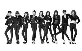 Picture music, girls, Asian girls, South Korea, Kpop, Nine Muses