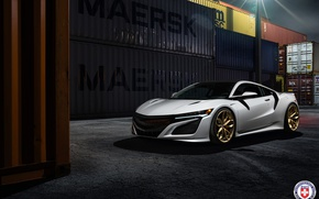 Picture Acura, NSX, Wheels, HRE