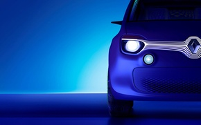 Picture vector, headlight, wheel, grille, Renault, emblem