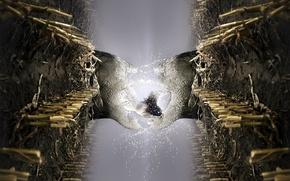 Picture dream, conceptual, fine art, surrealism