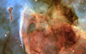 Picture energy, stars, Hubble