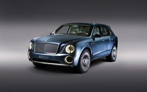 Picture auto, Concept, Bentley, mark, EXP 9 F