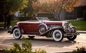Picture coupe, Coupe, Convertible, Duesenberg, 1929, dusenberg, convertible top