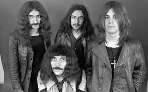 Picture group, rock, rock music, Black Sabbath, dream hairdresser, pantene pro-v