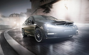 Picture mercedes, tuning, amg
