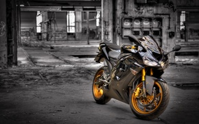 Picture background, motorcycle, Kawasaki ZX6-R