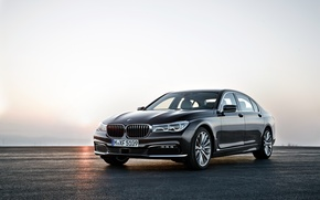 Picture BMW, BMW, 750Li, xDrive, 2015, G12
