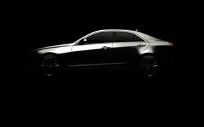 Picture Cadillac, 2012, Cadillac, ATS, ats