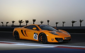 Picture McLaren, supercar, MP4-12C, sprint