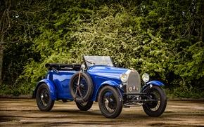 Picture Roadster, Bugatti, Bugatti, 1927, Type 40