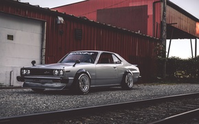 Picture Nissan, Skyline, Railway, 2000GT-R
