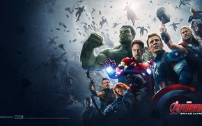Picture The Avengers, Ultron, Era