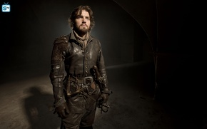 Picture The series, men, Athos, The Musketeers, The Musketeers, Tom Burke