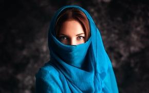 Wallpaper look, portrait, the beauty, Nastya