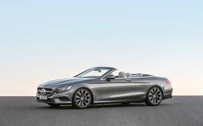 Picture Mercedes-Benz, convertible, Mercedes, S-Class, 2015, S 500, A217