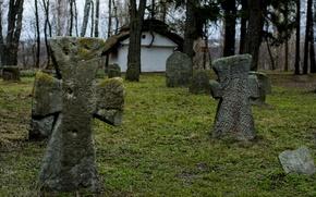 Picture Museum, Ukraine, history, Kiev, cemetery Cossacks, Pereyaslav