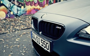 Picture room, BMW, grille, car, the front, Cabrio