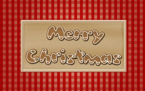 Picture Christmas, Merry Christmas, Cookies