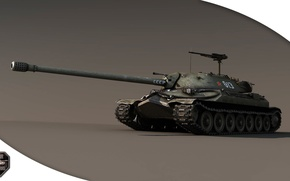 Picture tank, USSR, USSR, tanks, WoT, Is-7, World of tanks, tank, World of Tanks, tanks, Wargaming.Net, …