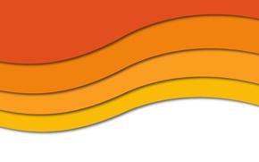 Picture white, line, orange, yellow, background, texture
