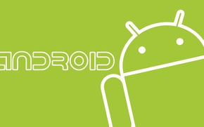Picture robot, android