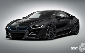 Picture tuning, concept, bmw, hybrid, power, black, germany, race